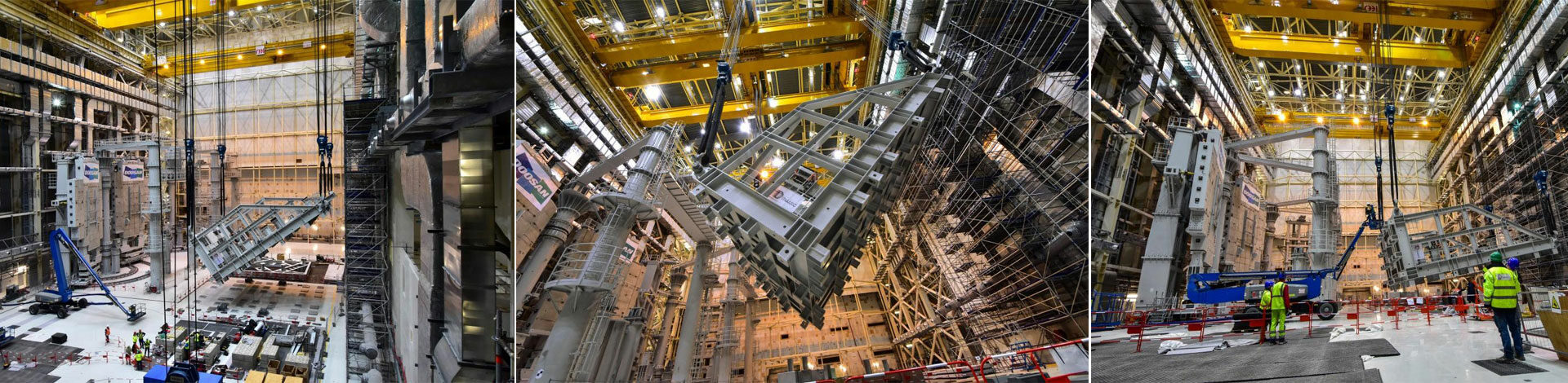 iter nuclear reel